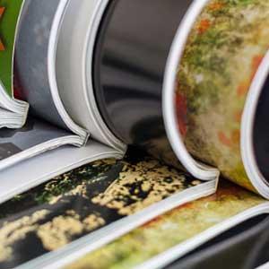 Foldrar och broschyrer